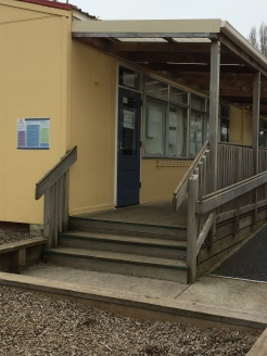 Tate's classroom building