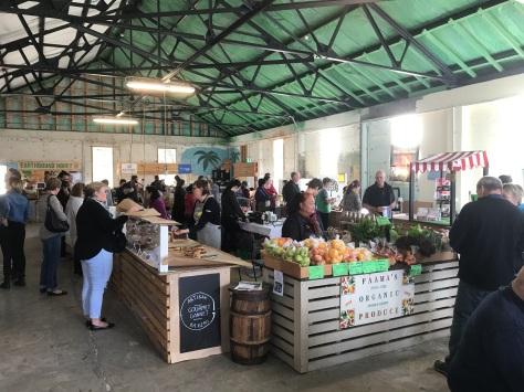 Hobsonville farmers market